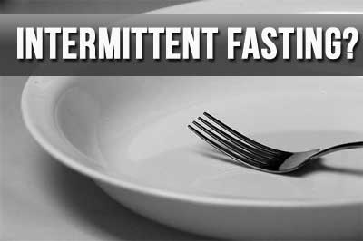 Experiments with Intermittent Fasting | Harold Gibbons