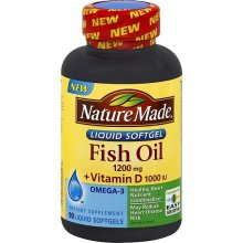 Quick shopping at cvs harold gibbons for Cvs fish oil