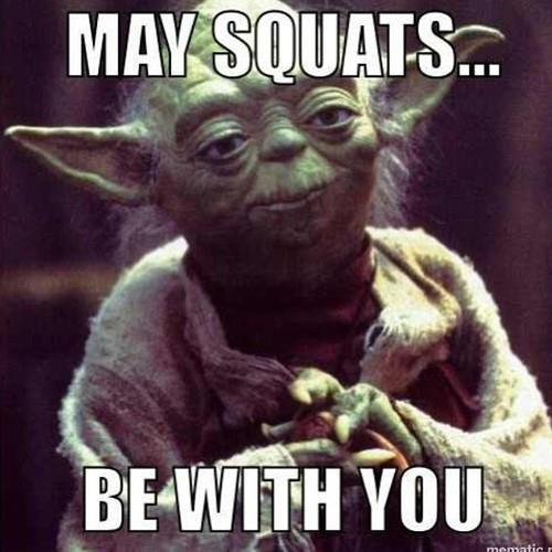 YodaSquats