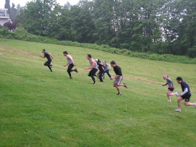 hill-sprints