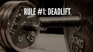 Rule#1Deadlift